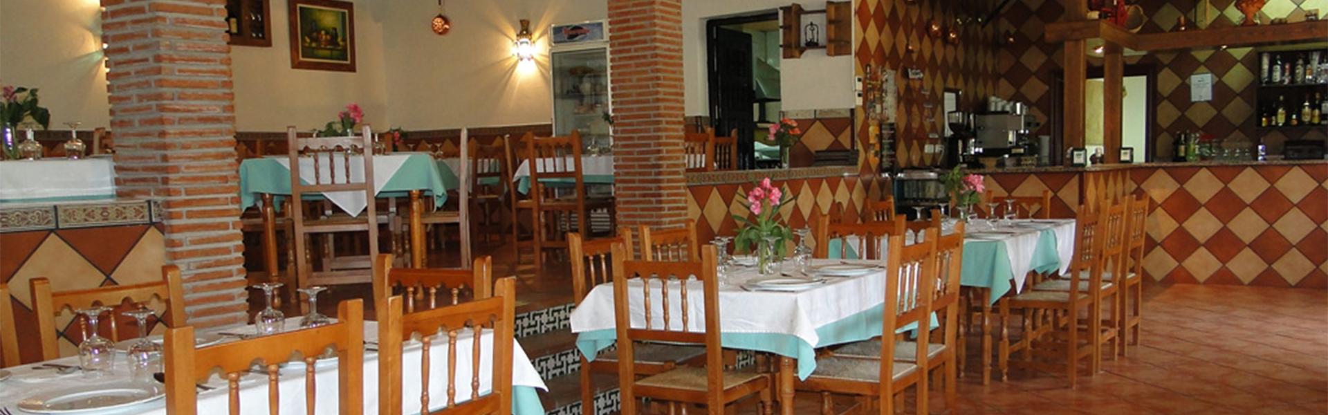 Restaurante El Castillo en Piñar